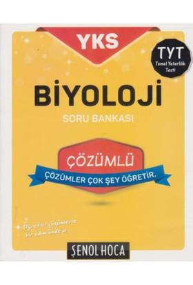 Şenol Hoca Yks-Tyt Biyoloji Çözümlü Soru Bankası