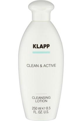 Klapp Cosmetıcs Yılbası Paketi Klapp Cosmetıcs Kuru Ciltler İçin Temizlik Paketi