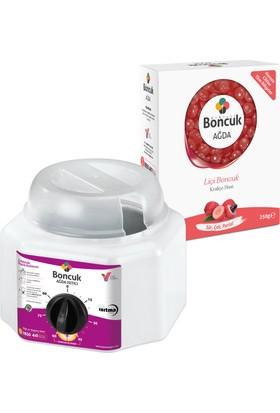 Vivol Soyulabilir İnci Boncuk Liçi Ağda1 Li Set