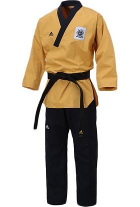 Adidas AdiTPGM01 Taekwondo Poomsae Elbisesi Premium