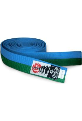 Daedo Taekwondo Yeşil-Mavi Kuşak