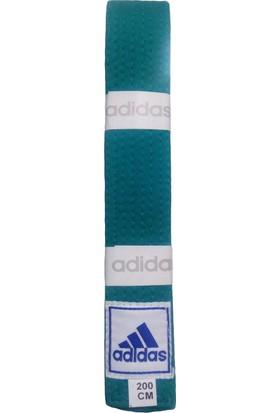 Adidas Taekwondo Renkli Kuşak Yeşil