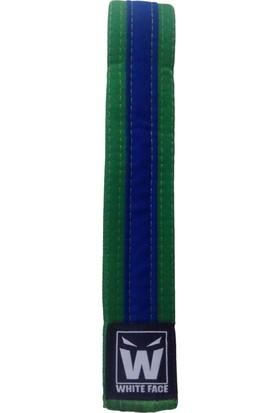 Whiteface Taekwondo Yeşil-Mavi Kuşak