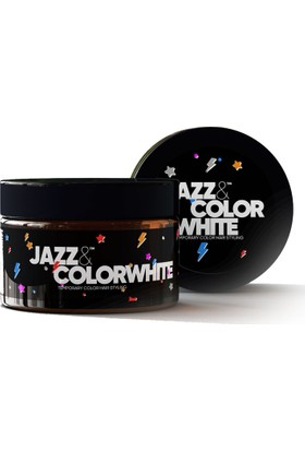 Jazz Color Wax White