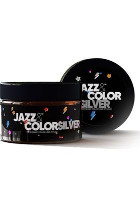 Jazz Color Wax Silver