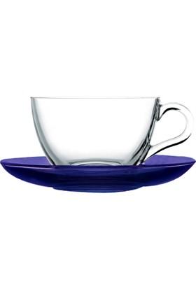 Joy Glass 12 Parça Okyanus Çay Fincanı Takımı