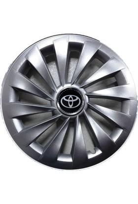 Toyota Corolla 14 inch Kırılmaz Esnek Jant Kapağı Takımı