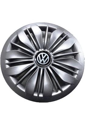 Volkswagen Polo 14 inch Kırılmaz Esnek Jant Kapağı Takımı