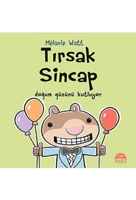 Tırsak Sincap:Doğum Gününü Kutluyor