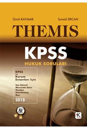 Kpss Hukuk Soruları Çalışma Kitabı (2018)