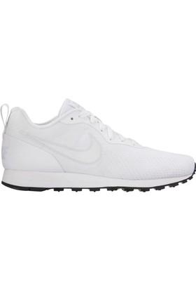 Nike Md Runner 2 Eng Mesh Beyaz Spor Ayakkabı