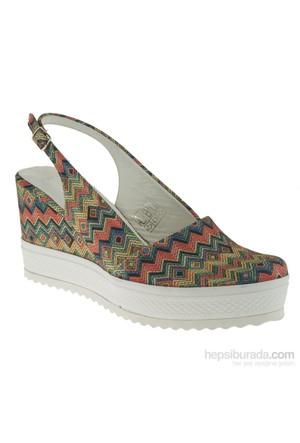 Gess 275 607-1Z Sarı Ayakkabı