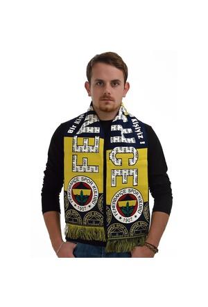 Dalida Orjinal Lisanslı Fenerbahçe Atkısı 9812