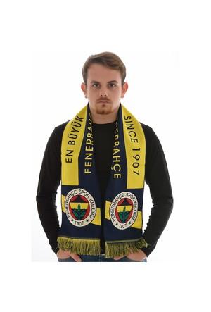 Dalida Orjinal Lisanslı Fenerbahçe Atkısı 9815