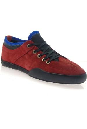Riccardo Colli 4381 Deri Süet Erkek Ayakkabı