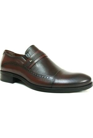 Fastway 1185 Kahve Bağcıksız Erkek Ayakkabı