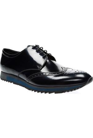Prada 2Ee221 Erkek Lacivert Ayakkabı