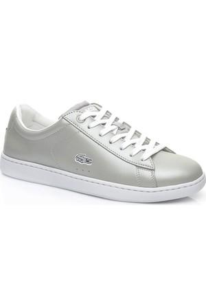 Lacoste Carnaby Evo Gri Kadın Sneaker Ayakkabı 734Spw0046.334