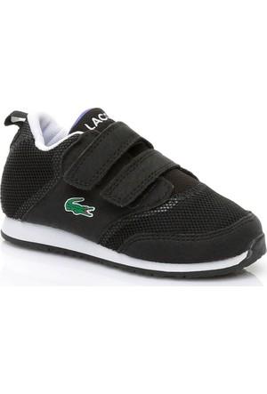 Lacoste L.İght Siyah Çocuk Sneaker 733Spı1004.231