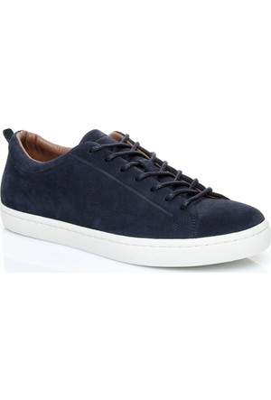 Lacoste Straightset Lacivert Erkek Sneaker Ayakkabı 734Cam0097.003