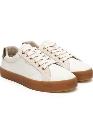 Gant Mary Kadın Krem Sneaker 15531008.G21
