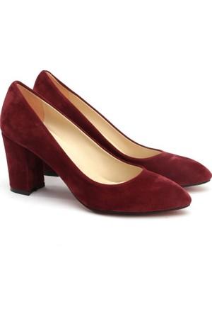 Y-London Kadın Stiletto Ayakkabı 569-8-1111-021827