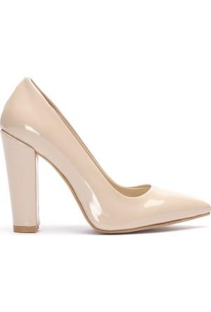Y-London Kadın Stiletto Ayakkabı 569-8-1111-025Bl19
