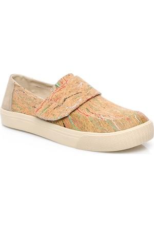 Toms Kadın Multi Cork Wm Altr Slip-on Ayakkabı 10007989.BROWN