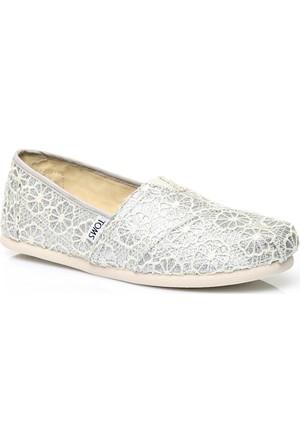 Toms Kadın Alpargata Ayakkabı 10009299