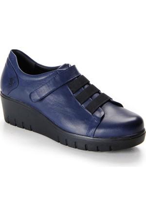 Shuflex Hakiki Deri Günlük Kadın Ayakkabı 1000Flxfw