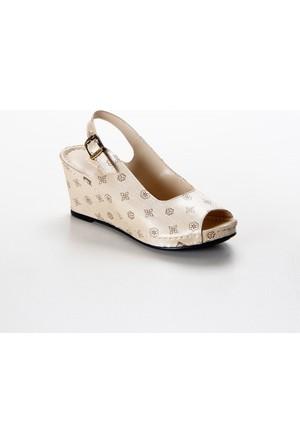 Pierre Cardin Günlük Kadın Sandalet PC-5000.558