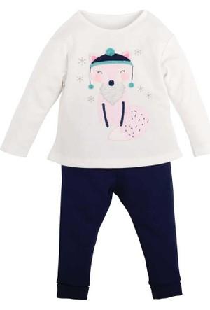 Mamino 9429 Kız Pijama Takımı