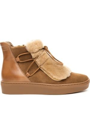 Gant Anne Kadın Taba Sneaker Ayakkabı 15533089.G771