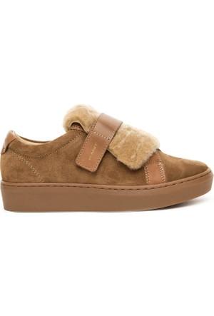 Gant Anne Kadın Kahverengi Sneaker Ayakkabı 15573088.G771