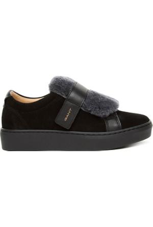 Gant Anne Kadın Siyah Sneaker Ayakkabı 15573088.G00
