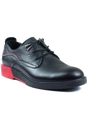 Voyager Erkek Deri Günlük Ayakkabı Kaymaz Taban