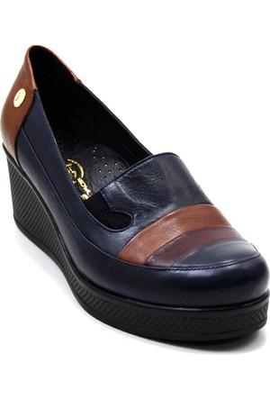 Balsoylar 208 Kadın Deri Ayakkabı