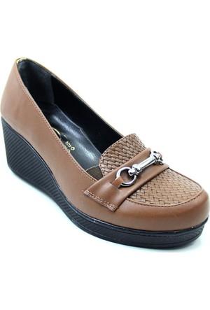 Mystil 021 Kadın Dolgu Ayakkabı
