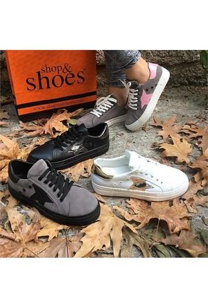 Shop and Shoes Bayan Ayakkabı 022-5006