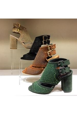 Shop and Shoes Bayan Sandalet 155-204