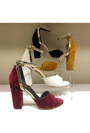 Shop and Shoes Bayan Sandalet 173-20401