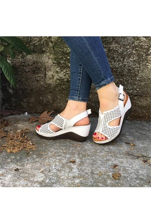 Shop and Shoes Bayan Sandalet 122-07-14