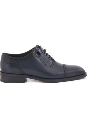Kemal Tanca Erkek Klasik Ayakkabı Lacivert 172KTE321 9706