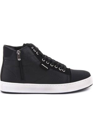 Kemal Tanca Erkek Sneaker Ayakkabı Siyah 172KTE692 M301