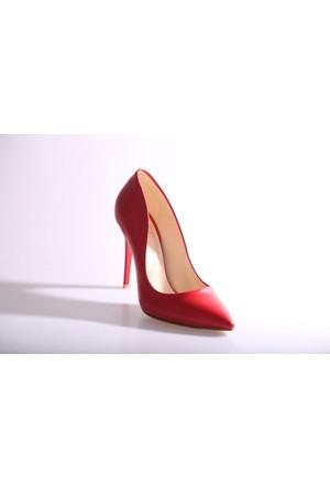 Dgn 4005 Kadın Stiletto Ayakkabı
