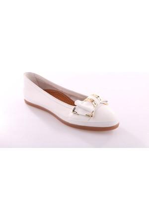 Dgn 6Y312 Kadın Babet Ayakkabı