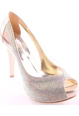 Dgn 560 Kadın Abiye Ayakkabı