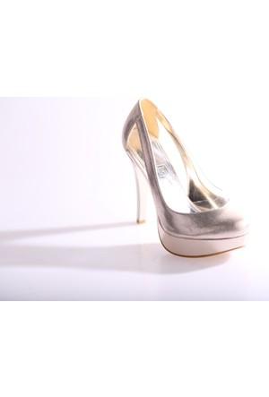 Dgn 5161 Kadın Abiye Ayakkabı