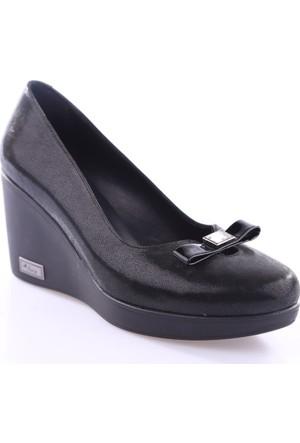 İloz 160201 Kadın Dolgu Topuk Ayakkabı