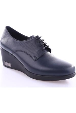 İloz 160102 Kadın Dolgu Topuk Ayakkabı